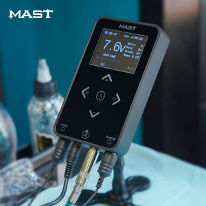 Dragonhawk Mast Touch Power Supply 3.42A Start-up Function with Dual Connect OLED Screen