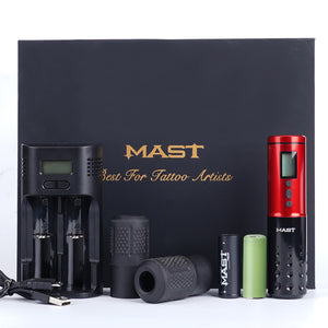 Mast Lancer Wireless Rotary Tattoo Pen