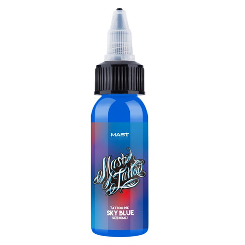 Mast Ink Sky Blue 1OZ