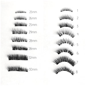 "Magnetic Lashes 6 ""Chic"""