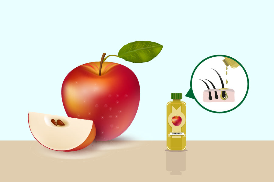 A Rinse of Quality - Apple Cider Vinegar for Hair