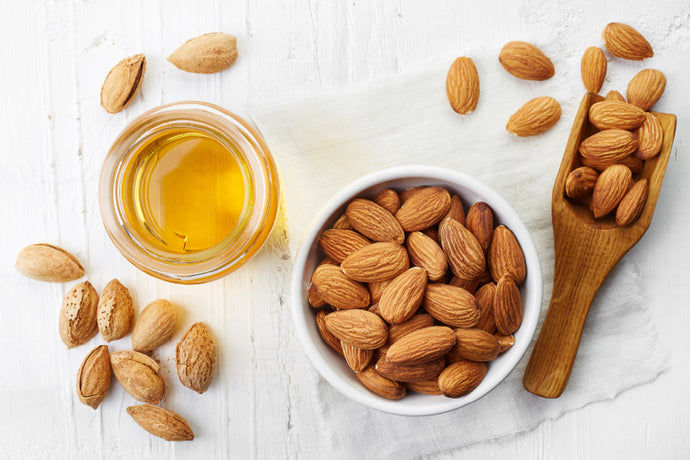 The magical benefits of almond oil for hair