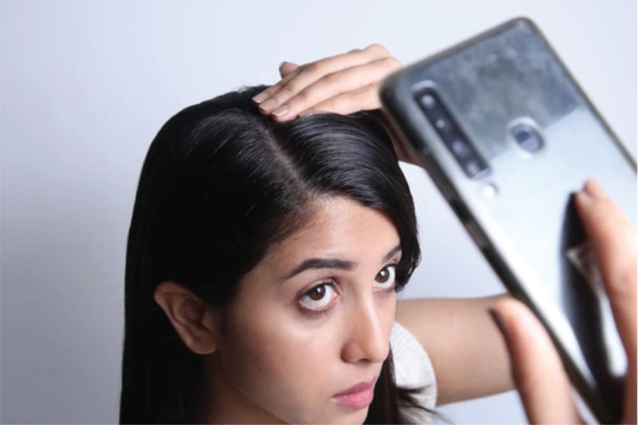 Is It Really Possible To Diagnose Hair Loss Online?