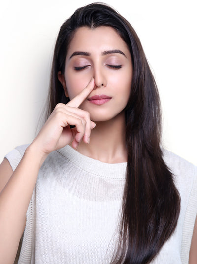 Nasya : the nasal route to better health