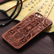Maya Pattern iPhone Case