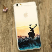 Reindeer iPhone Case