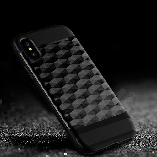 Protective Geometrical Pattern iPhone X Case