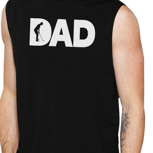 Fathers /Dad Golf  Day Design Muscle