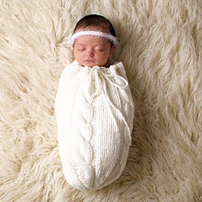 Newborn Photography Props Baby Sleeping Bag Clothing Sets White Envelope for Newborns Cocoon Baby Bedding Set