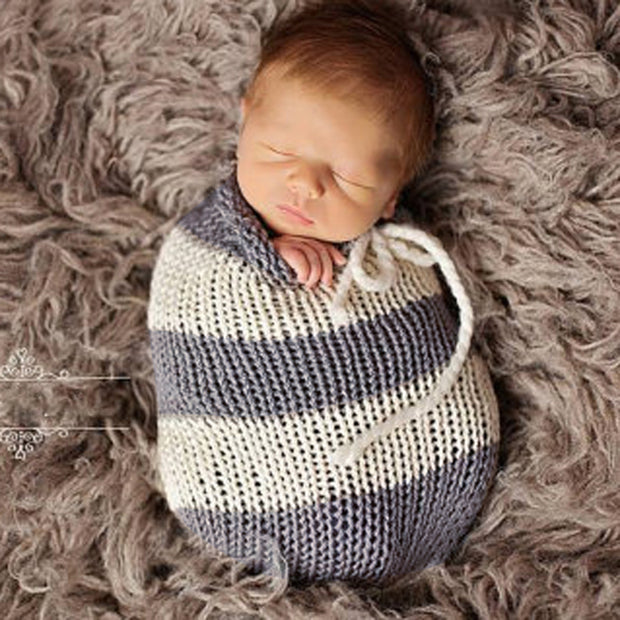 Handmade Newborn Knitted Sleeping