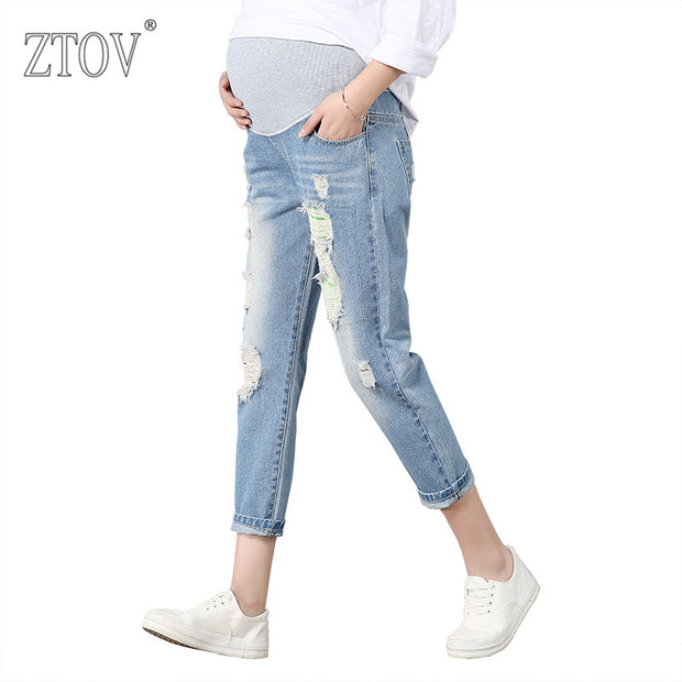 Jeans Pants For Pregnant Women