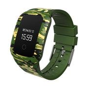 Android IOS Outdoor Sport Waterproof Bluetooth Smart Pedometer