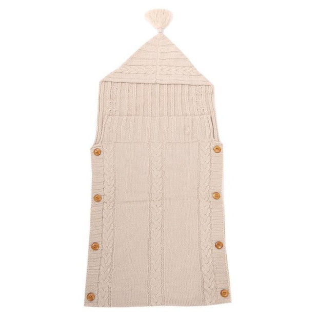 Baby Blanket Solid Sleeping Bag