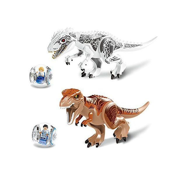 Kids Magical Toys - 2 Set of dinosaurs