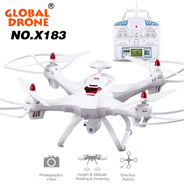 Global Drone With HD Camera GPS Brushless