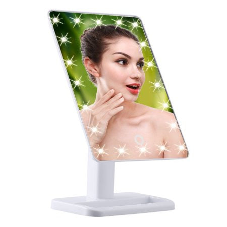 Touch Screen Makeup Stand Cosmetic Vanity Mirrors