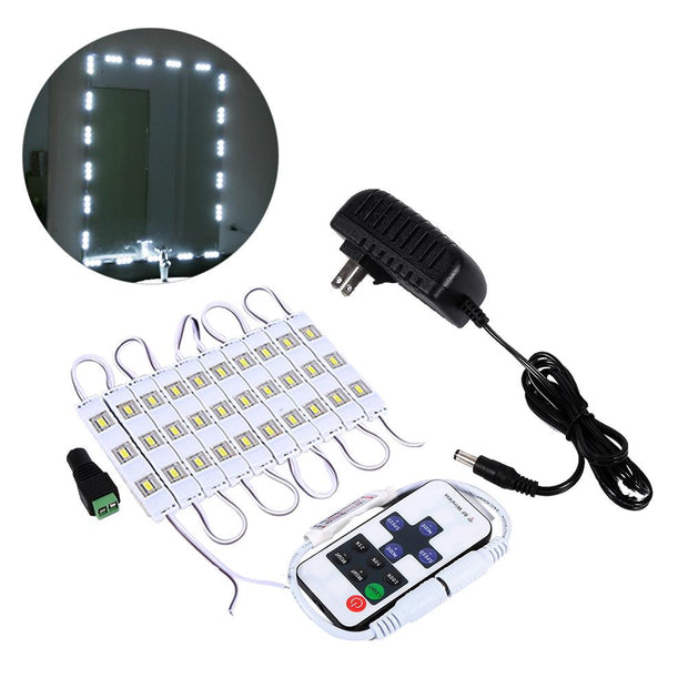 Makeup Mirror Led Lights,Makeup Vanity Lights for Cosmetics Makeup Dressing Lighted Vanity Mirrors Kit