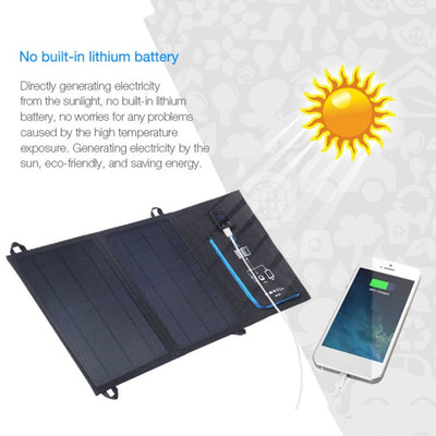 Solar Charging Bag For Mobile Phone