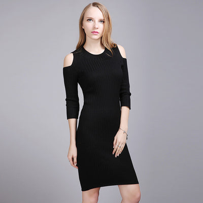Womens Clothing Long Pullovers Sweaters Dresess