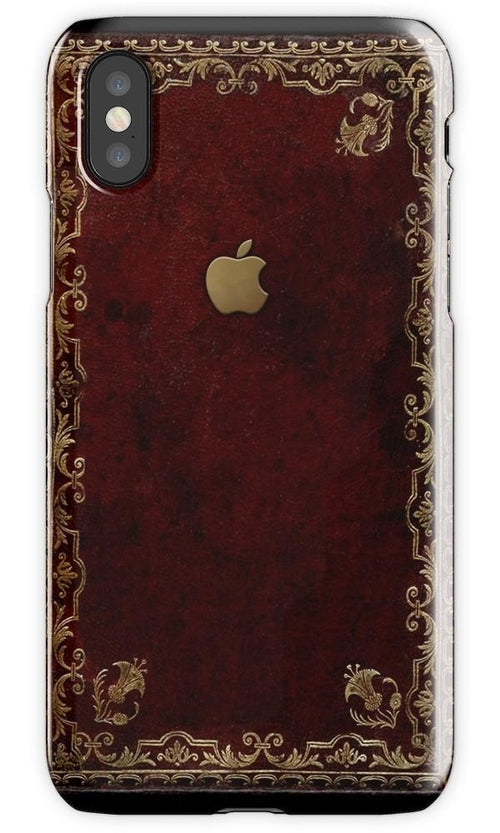 Apple Antique for Mobile Cover