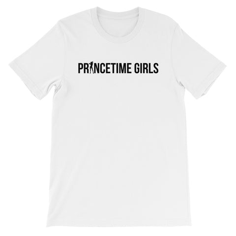 Princetime Girls Short-Sleeve Unisex Tee