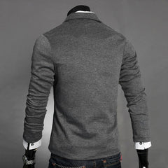 Knitted Blazer - Best of Clothing