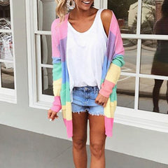 Rainbow Sweater - Best of Clothing