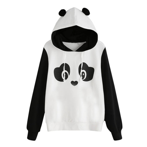 Panda Hoodie - Best of Clothing