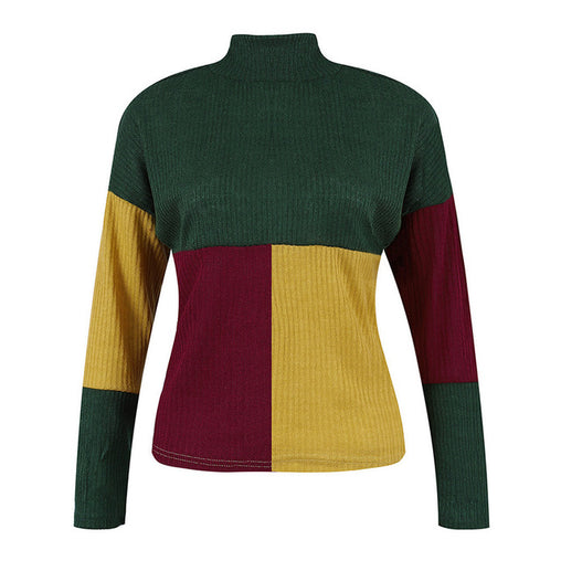 Colorblock Sweater - Best of Clothing