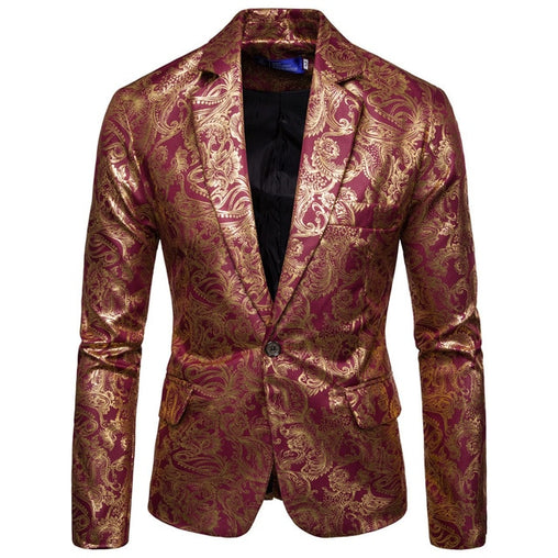Dashiki Blazer - Best of Clothing
