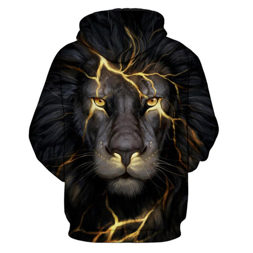Lion Hoodie - Best of Clothing