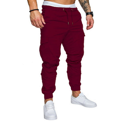 Solid Sweatpants - bestofclothingstore