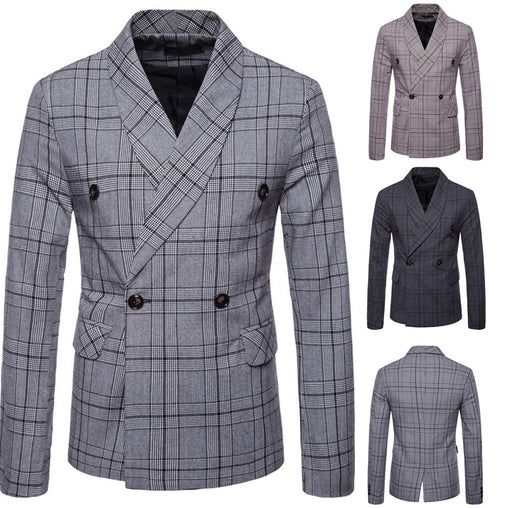 Lattice Blazer - Best of Clothing
