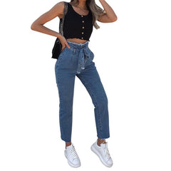 Tassel Jeans - Best of Clothing