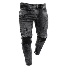 Freyed Denim Trouser - Best of Clothing