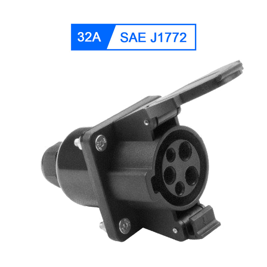 Type1 / SAE J1772 EV Charging Socket / Inlet