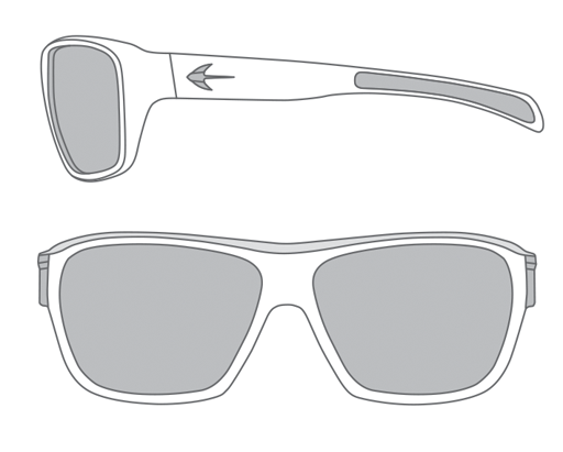 Stingray Eyewear Fishing Sunglasses under $100