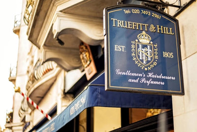 TRUEFITT & HILL TURNS 214 YEARS OLD TODAY!!