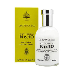 No. 10 Post-Shave Cologne Balm