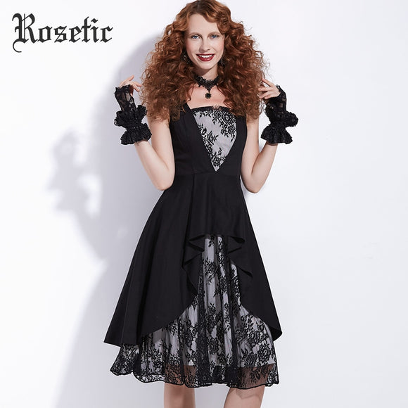 Ethereal Dress - Gothic Fix