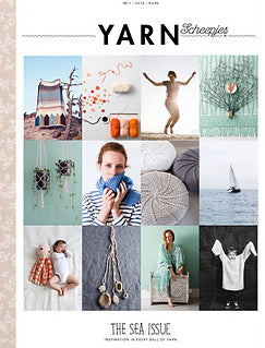 Scheepjes YARN Bookazine 1 - The Sea Issue