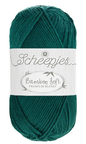 Scheepjes Bamboo Soft - 254 Mighty Spruce - tinsiMink