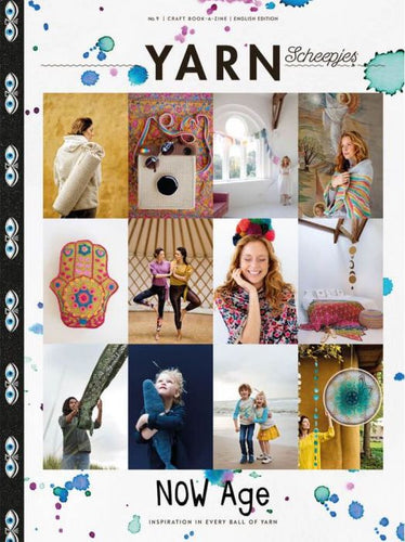 Scheepjes YARN Bookazine 9 :: The Now Age