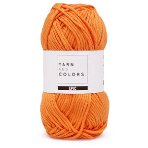 Yarn and Colors Epic - Colours 001 to 050