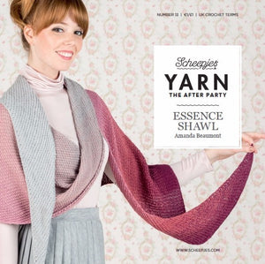 YARN The After Party No.13 :: Essence Shawl