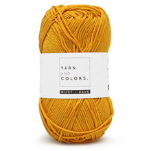 Yarn and Colors Must-Have - Colours 001 to 050