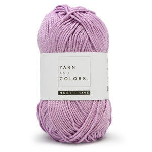 Yarn and Colors Must-Have - Colours 051 to 101