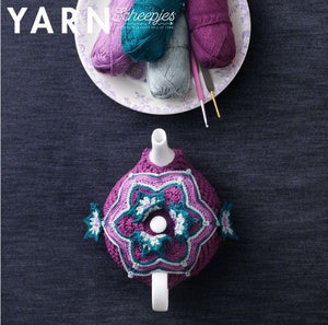 Scheepjes Yarn Bookazine 8 - Tea Room - tinsiMink