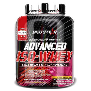 Advanced IsoWhey 2,268kg Devotika