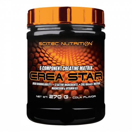 Crea Star 270g Cola